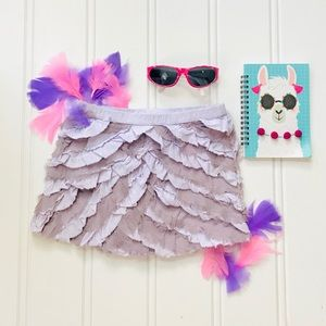 Crewcuts Ruffle Layered Skirt